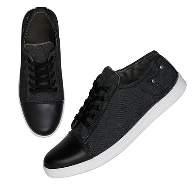 Kraasa 4005 Black Sneakers