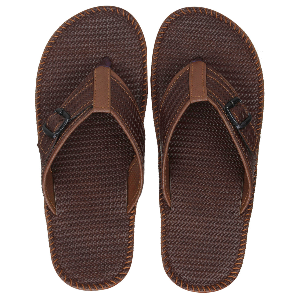 Kraasa 5144 Brown Slippers