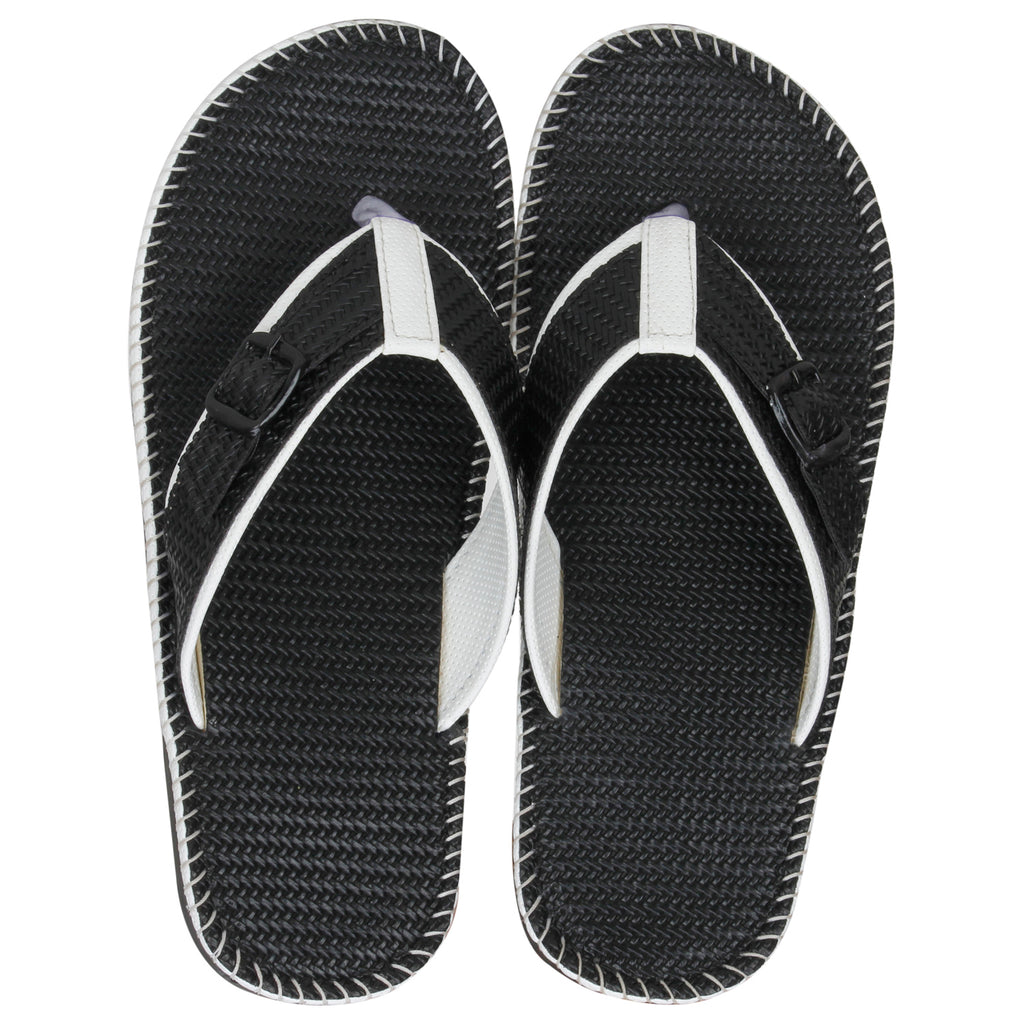 Kraasa 5144 BlackWhite Slippers
