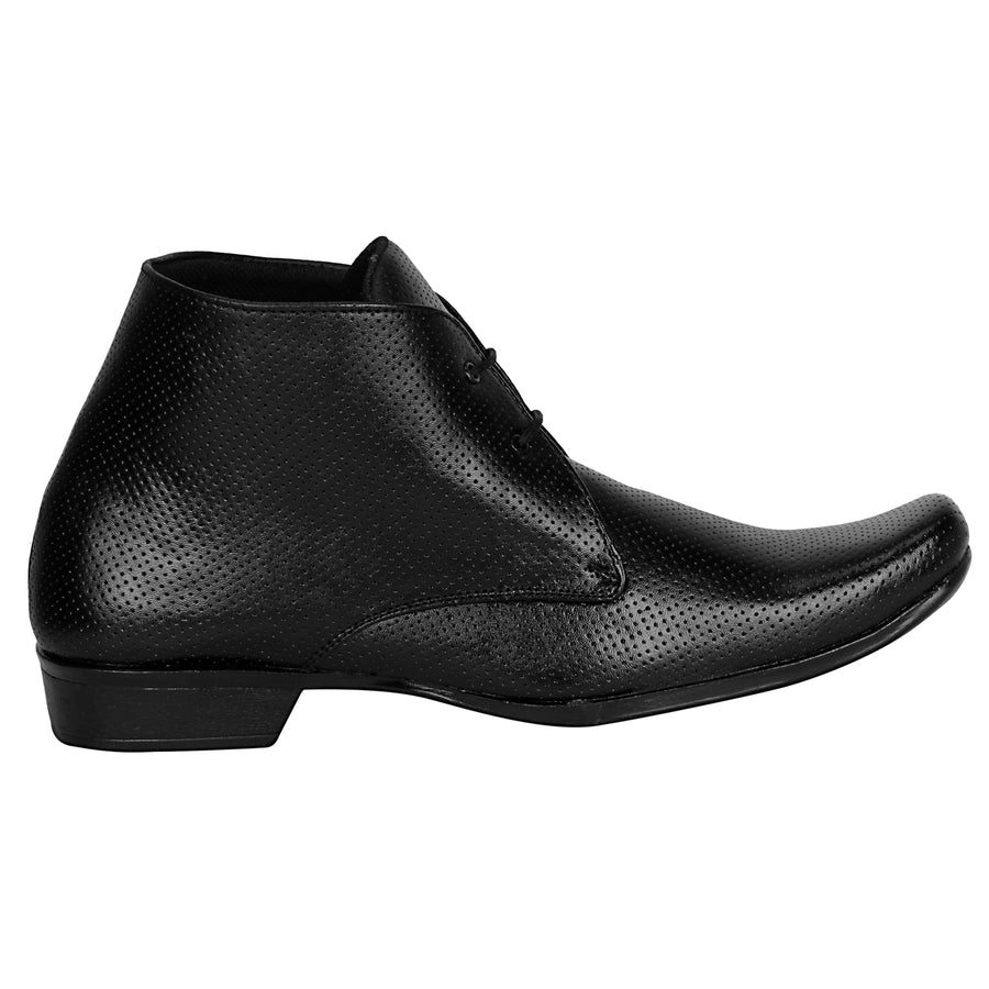 Knot n Lace 1039 Black Formal Shoes