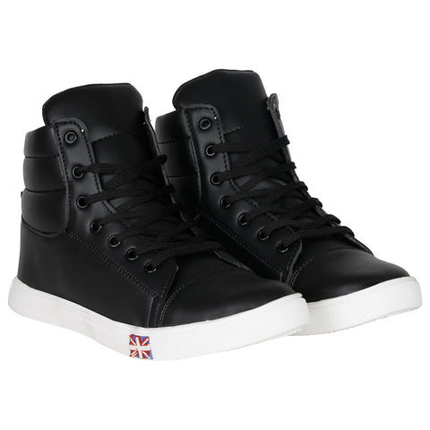 Kraasa 883 Black Sneakers