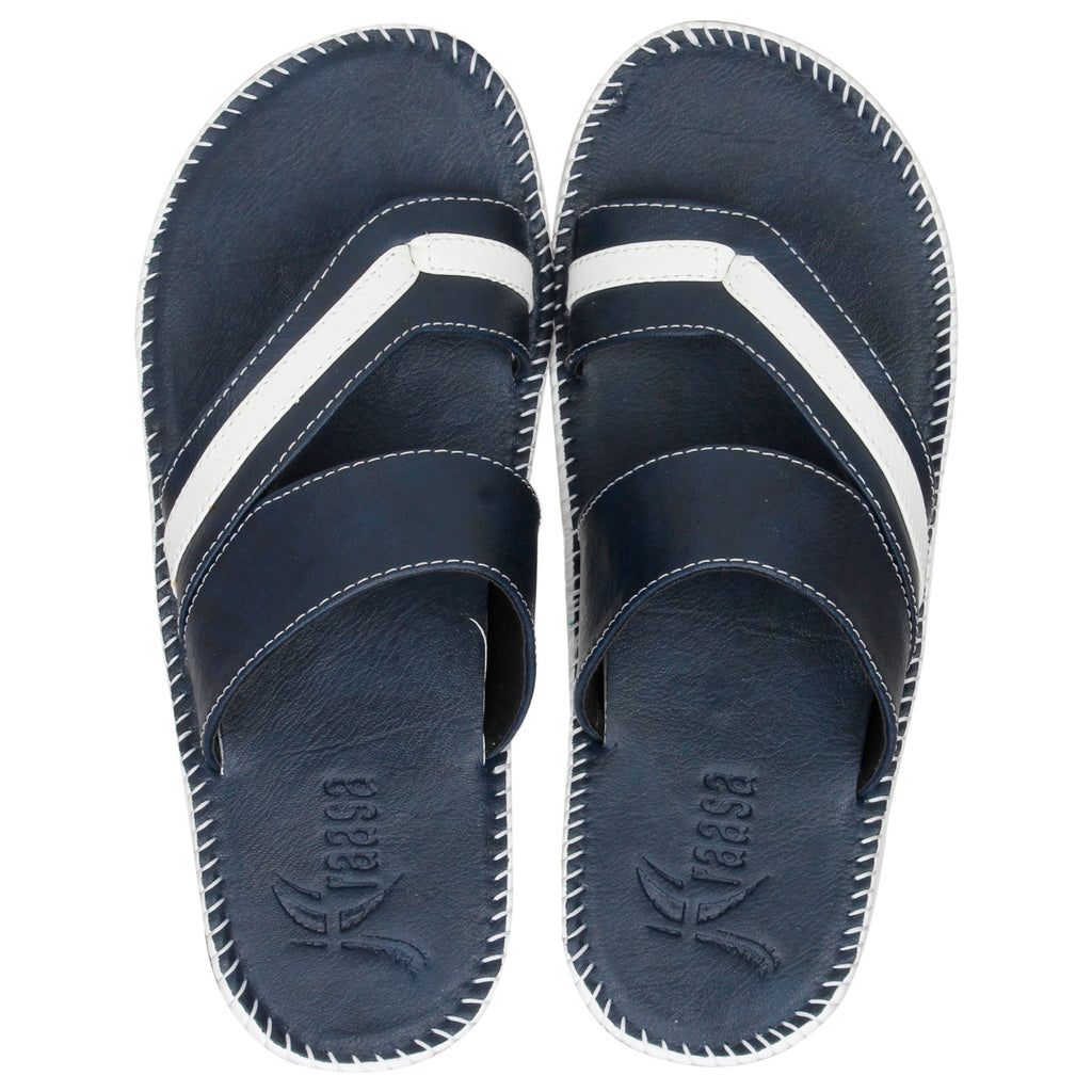 Kraasa 5145 BlueWhite Slippers