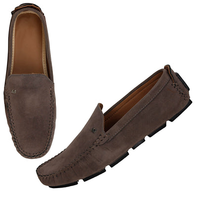 Kraasa 4088 Brown Loafers