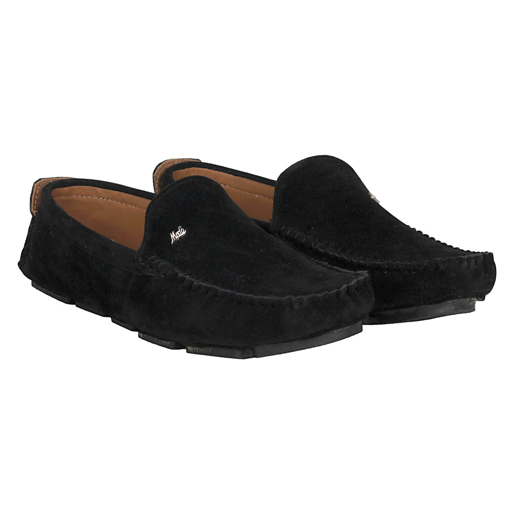 Kraasa 4088 Black Loafers