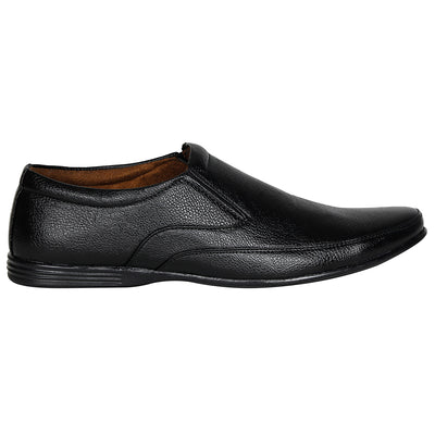 Kraasa 1030 Black Formal Shoes