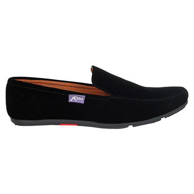 Kraasa 4010 Black Loafers