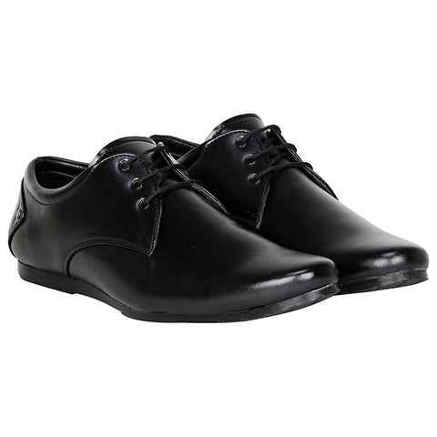 Kraasa 1035 Black Formal Shoes
