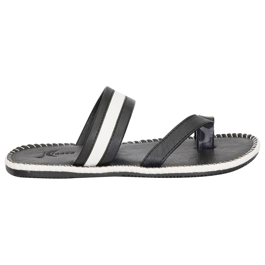 Kraasa 411 BlackWhite Slipper