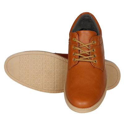 Kraasa 4011 Tan Sneakers