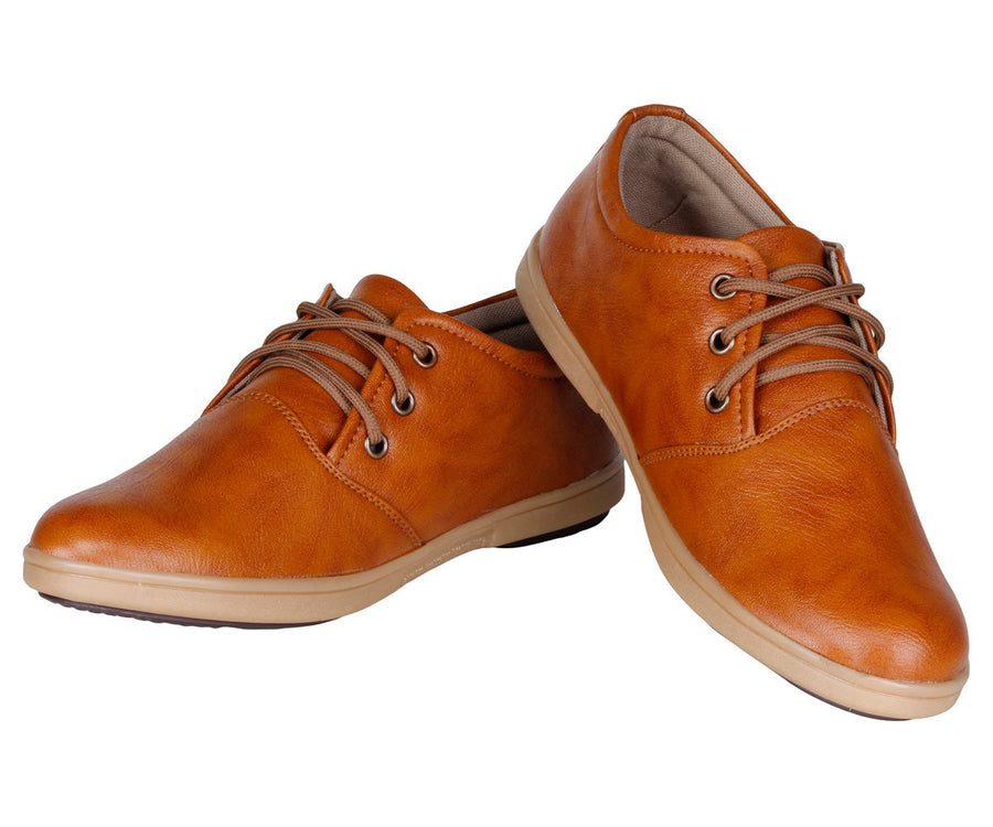 Kraasa 940 Tan Corporate Casuals