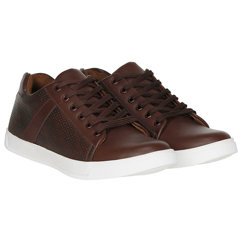 Kraasa 4043 Brown Sneakers