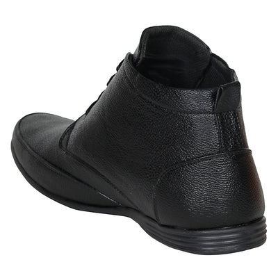 Kraasa 1031 Black Formal Shoes