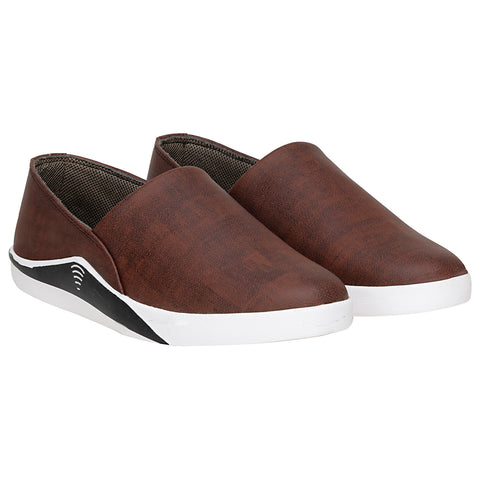 Kraasa 4092 Brown Loafers