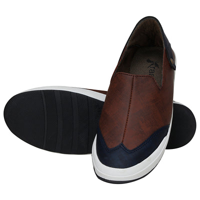 Kraasa 4093 Brown Loafers