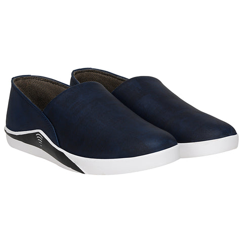 Kraasa 4092 Navy Loafers