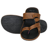 Kraasa 5118 BlackTan Slippers