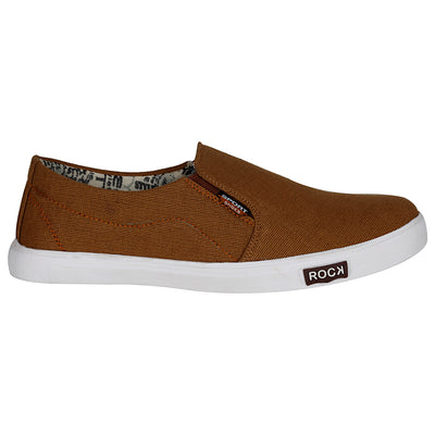 Kraasa 4100 Tan Canvas Shoes