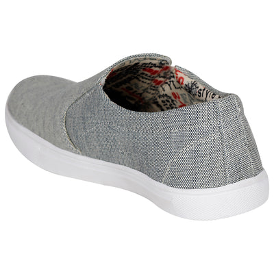 Kraasa 4100 LightGrey Loafers