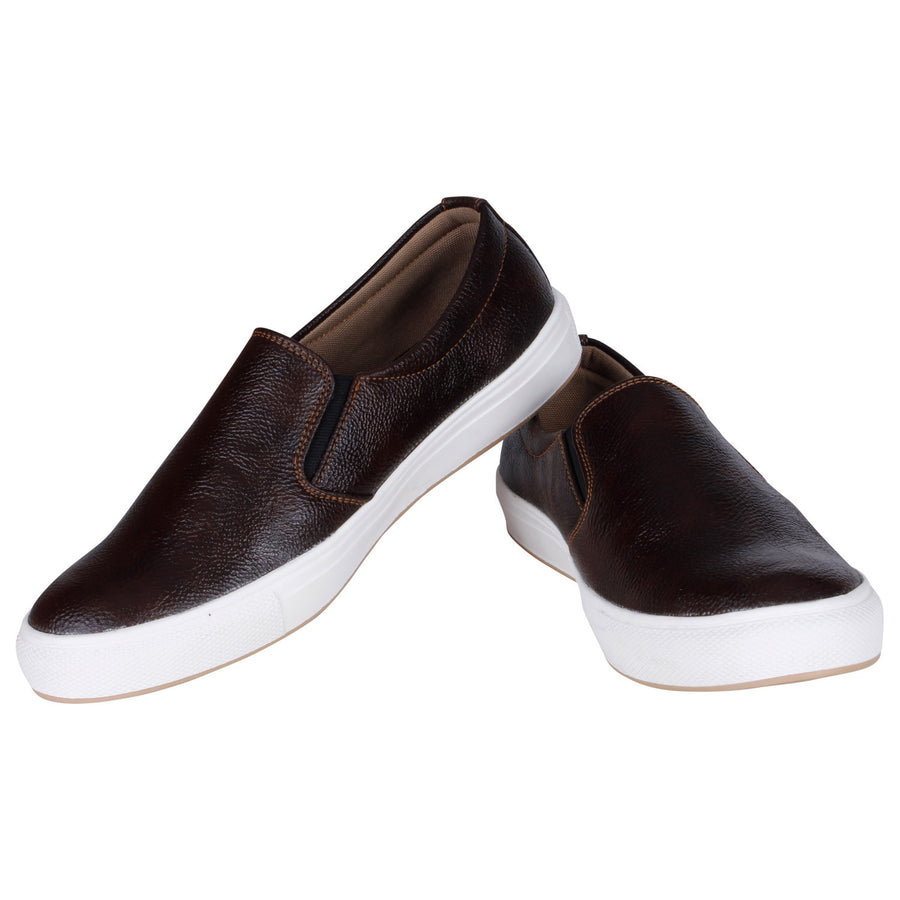 Kraasa 921 Brown Lifestyle Shoes