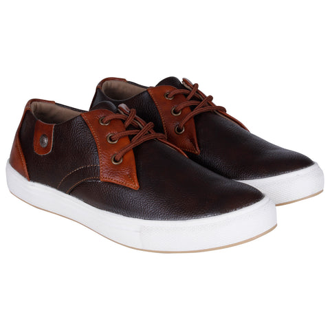 Kraasa 1002 Brown Lifestyle Shoes