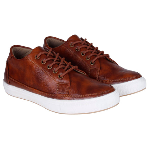 Kraasa 9052 Tan Lifestyle Shoes