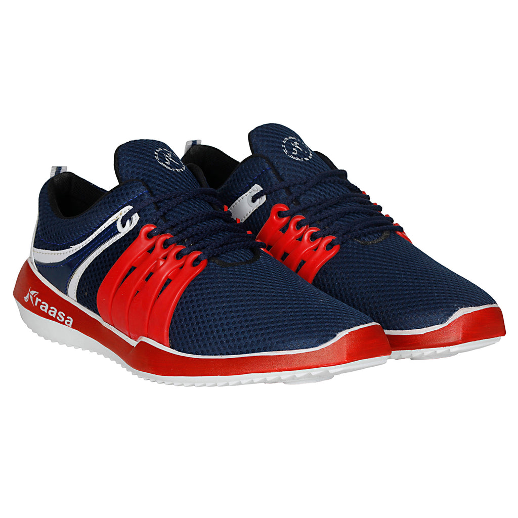 Kraasa 7022 Navy Sports Shoes