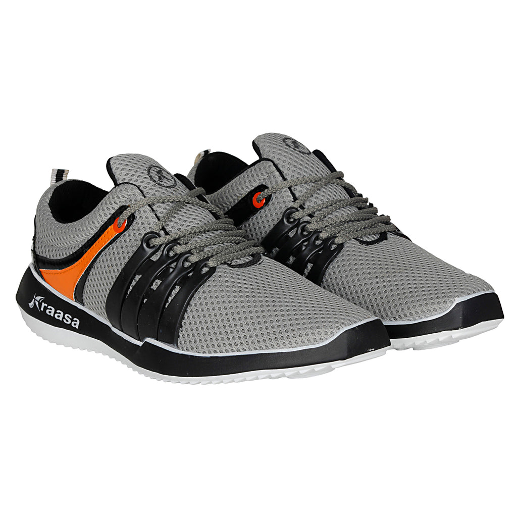 Kraasa 7022 LightGrey Sports Shoes