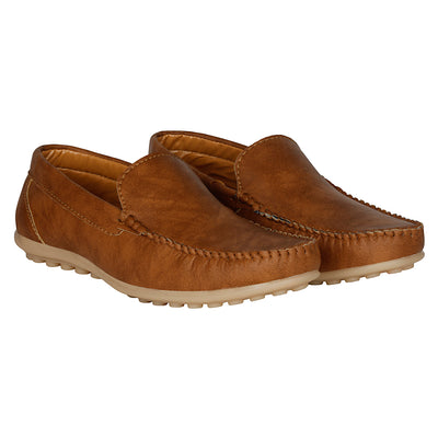 Kraasa 4014 Tan Loafers