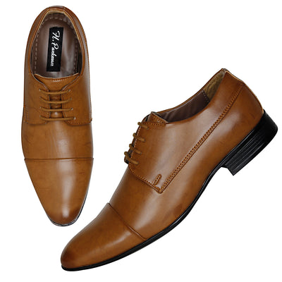 Kraasa 1041-Beige Formal Shoes