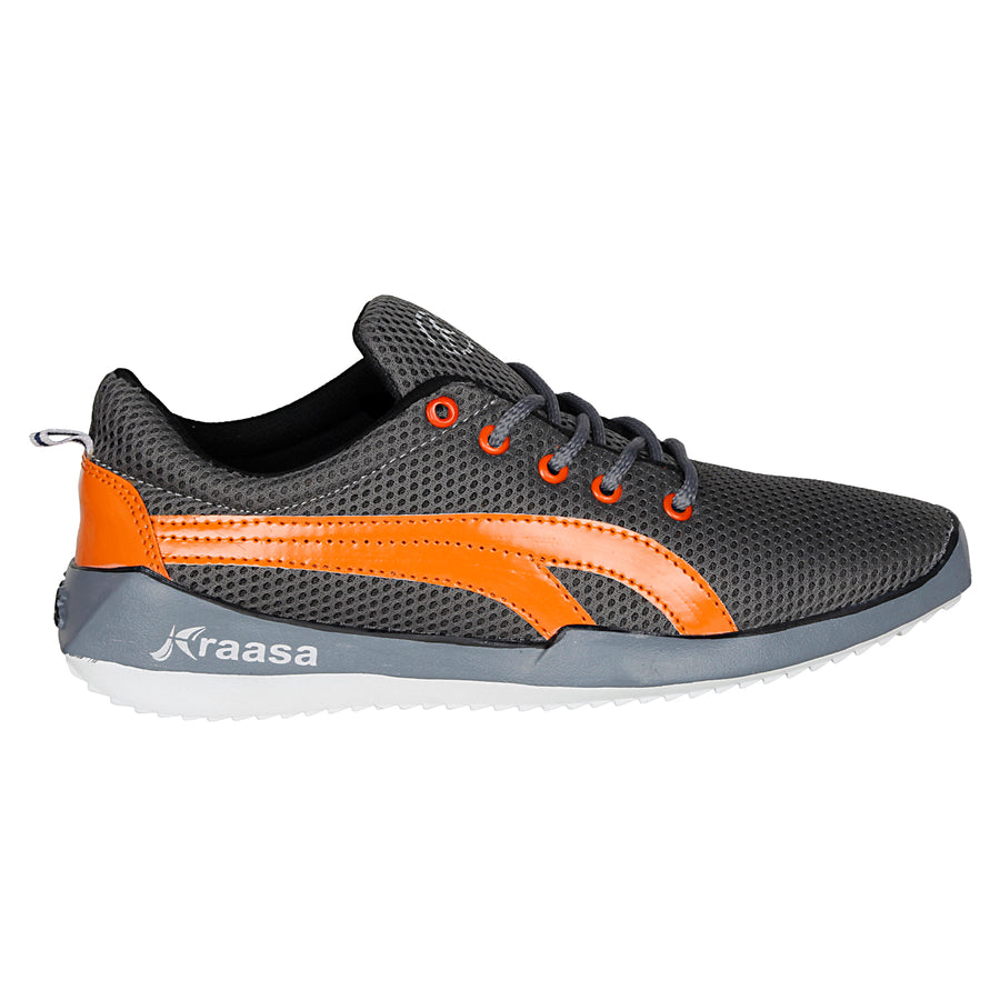 Kraasa 7024 DarkGrey Sports Shoes