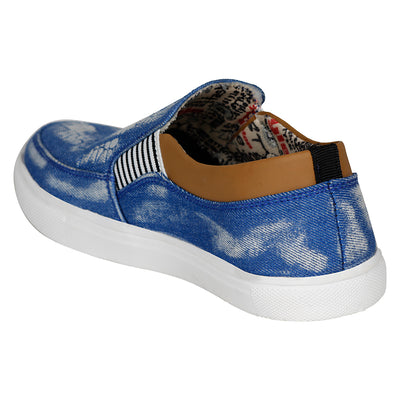 Kraasa 4103 SkyTan Canvas Shoes
