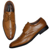 Kraasa 1042 Beige Formal Shoes