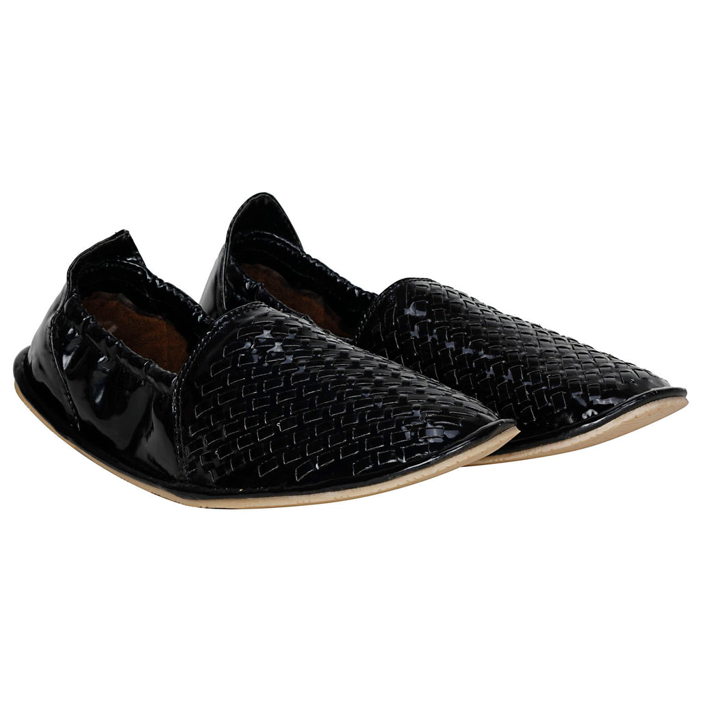 Kraasa 4059 Black Loafers