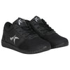 Kraasa 7034 Black Sports Running Shoes