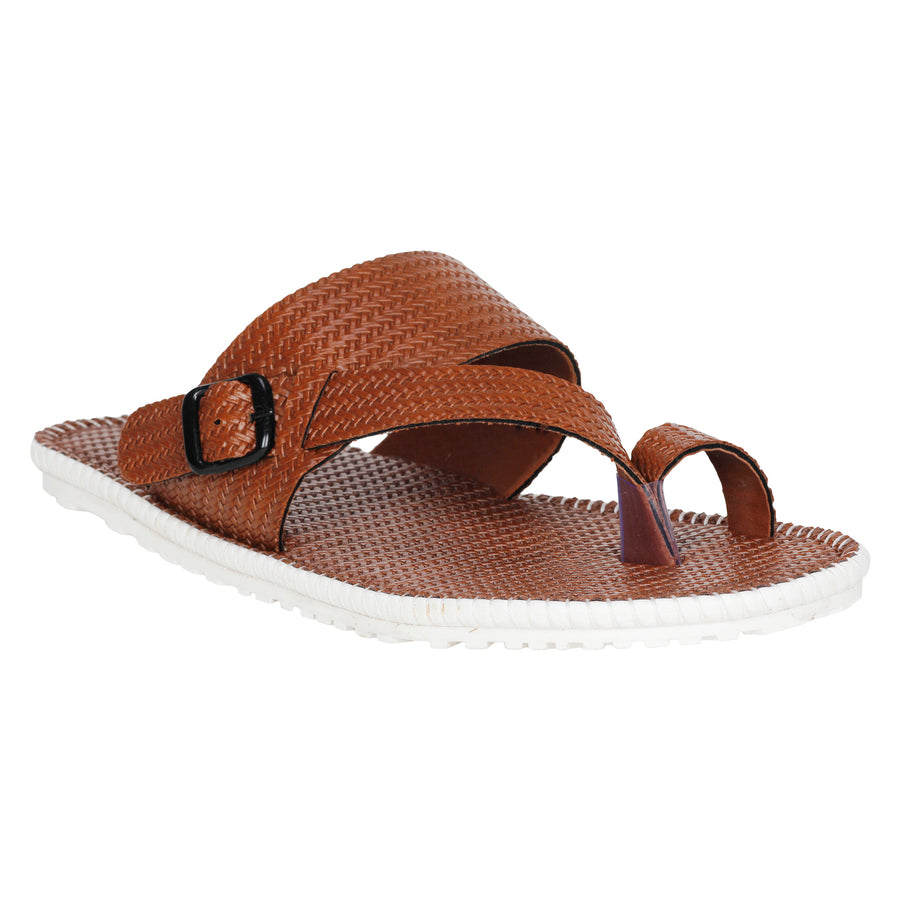 Kraasa 5126 Tan Slipper