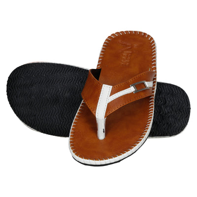 Kraasa 5127 Tan Slipper