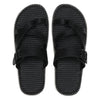 Kraasa 5128 Black Slippers