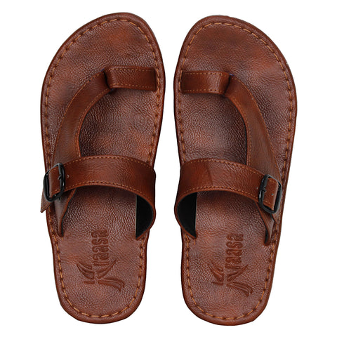 Kraasa 5111 Tan Slipper