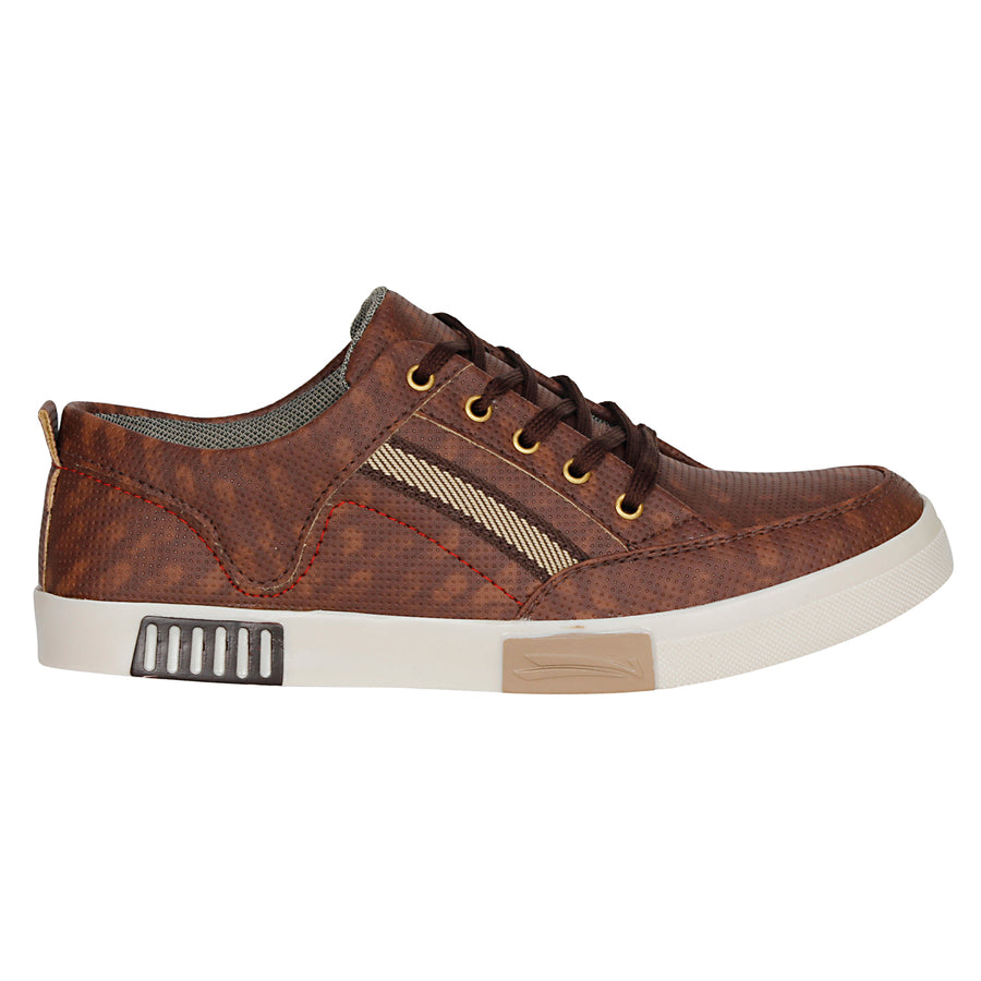 Kraasa 4019 Brown Sneakers
