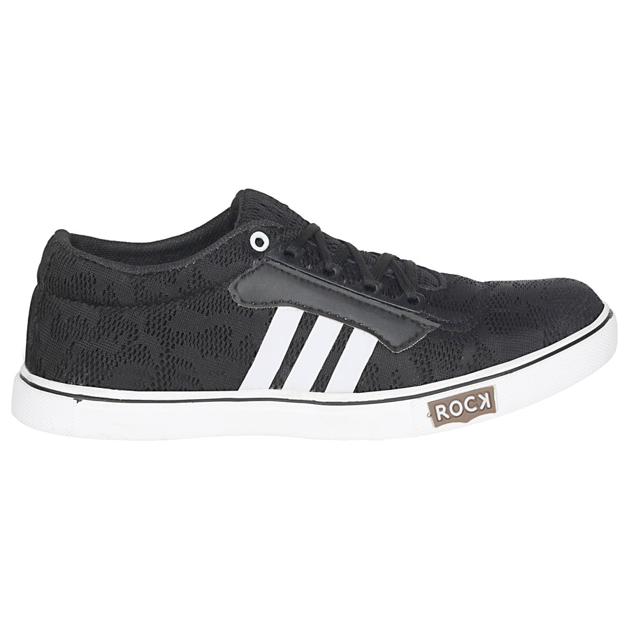 Kraasa 4017 Black Sneakers