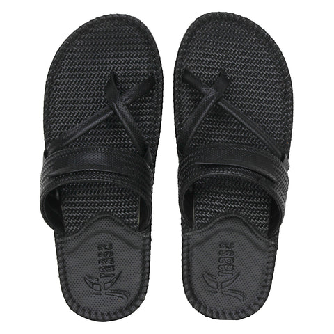 Kraasa 5130 Black Slipper