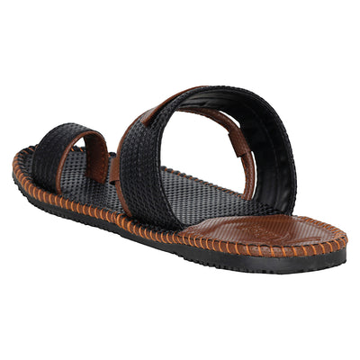 Kraasa 5129 BlackBrown Slipper