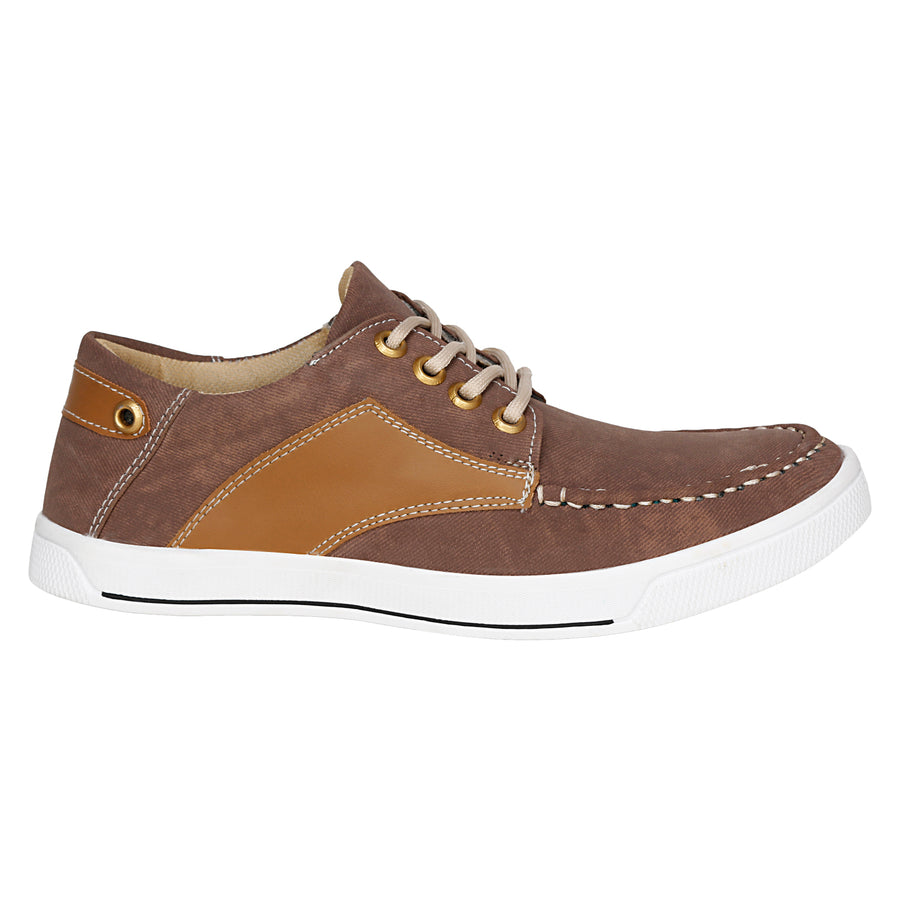 Kraasa 4063 Brown Sneakers