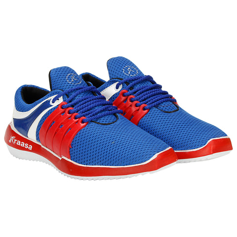 Kraasa 7022 Blue Sports Shoes