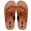 Kraasa 402 Tan Slippers
