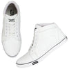 Knot n Lace White 4108 Sneakers