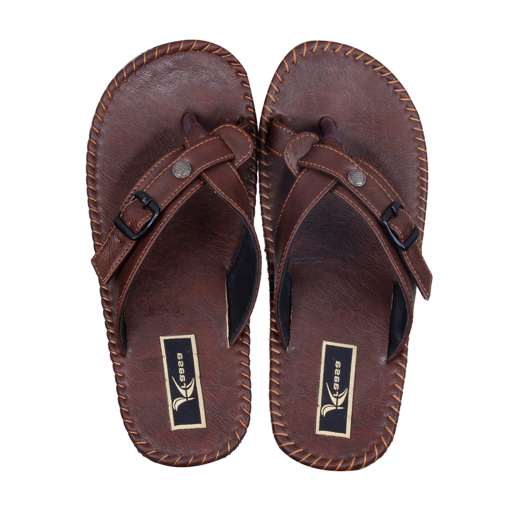 Kraasa 402 Brown Slipper