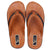Kraasa 403 Tan Slipper