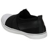 Kraasa 4022 Black Sneakers