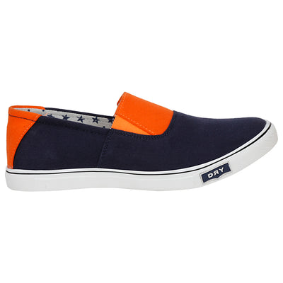Kraasa 4033 Navy Loafers